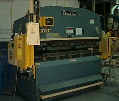 Welcome To Jm Engineering Osha Press Brake Guarding